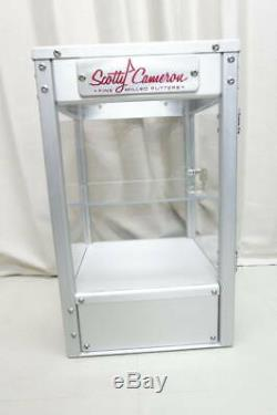 Scotty Cameron Putter cover or Other item Display case rack with key MINT RARE