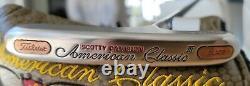 Scotty Cameron Rare American Classic III Blade Putter RH/LH 33.5 + Original HC