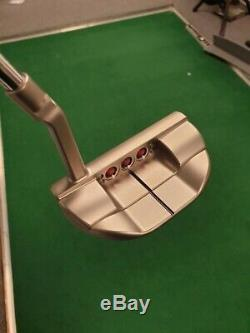 Scotty Cameron Select 2018 Fastback putter