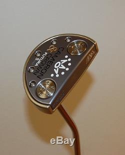 Scotty Cameron Select Cameron & Crown Futura 5MB Putter 33 RH + HC MINT
