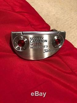 Scotty Cameron Select Newport 3 35 RH