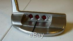 Scotty Cameron Select Newport 3 35 RH putter withheadcover used -see pics