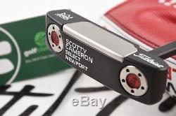 Scotty Cameron Select Newport Custom Putter / 1st Of 500 / 34.5 Inch / Scpsel191