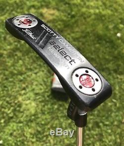 Scotty Cameron Select Newport Putter 33 Inches