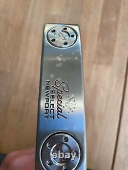 Scotty Cameron Special Select Newport RH 33inch