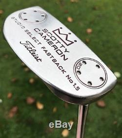 Scotty Cameron Studio Select 1.5 Fastback Putter 33 Inches