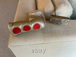 Scotty Cameron Studio Select Squareback No. 1 33 LH Super Stroke grip