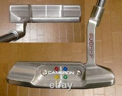 Scotty Cameron Studio Style Newport 2 Translucent Left Putter 34