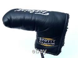 Scotty Cameron Tei3 Newport Long-Neck putter. 34.5