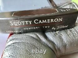 Scotty Cameron Teryllium Long Neck Newport 2