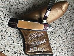 Scotty Cameron Teryllium Ten Limited Edition Putter 2007 Made Worldwide
