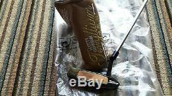 Scotty Cameron Teryllium Ten Limited Edition newport 2Putter 2007 Made Worldwide
