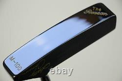 Scotty Cameron The Reason Mizuno M-100 Black Oxide Putter
