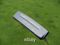 Scotty Cameron Titleist 1996 Classics Newport Gun Blue Putter Original Condition