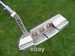 Scotty Cameron Titleist Button Back Newport 2 Limited Edition Putter Ping Grip