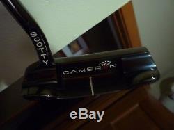 Scotty Cameron Titleist Putter Black Pearl Newport 1.5 Prototype Gip Black Shaft