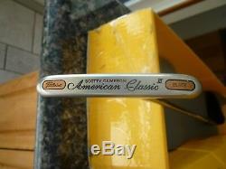 Scotty Cameron Titleist Putter Bullseye American Classic All Original Solid 9.5+