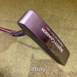 Scotty Cameron Titleist Santa Fe Oil Can 34 Inch STX Putter Golf Club