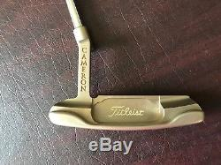 Scotty Cameron Titleist Tiger Woods 1996 Us U. S. Amateur 3rd Win Putter Rare