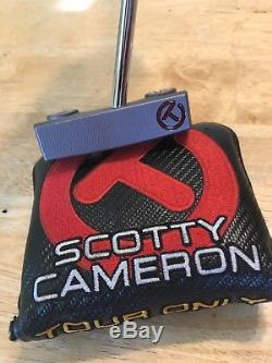 Scotty Cameron Tour Futura X-s Circle T