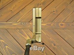 Scotty Cameron Tour GSS Chromatic Bronze TIMELESS Newport 2 TRI-SOLE Circle T