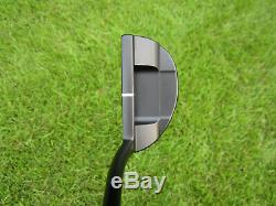Scotty Cameron Tour Only Black Concept Newport #3 Circle T with BLACK SHAFT 35