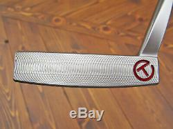 Scotty Cameron Tour Only DEEP MILLED GoLo M3 Select Circle T Mallet SSS 34 350G