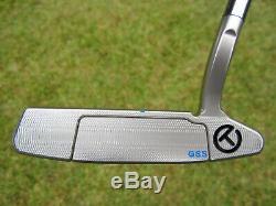 Scotty Cameron Tour Only GSS Newport 2.5 Select Circle T BALLER BLUE 34 360G