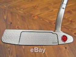 Scotty Cameron Tour Only GSS Newport 2.5 Select TN2.5 Circle T 35 340G