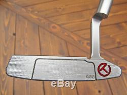 Scotty Cameron Tour Only Newport 2 GSS Select Circle T SIGHT DOT 34 360G