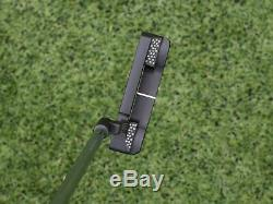 Scotty Cameron Tour Only Newport Beach Circle T with Aftermarket Snow & Stampings