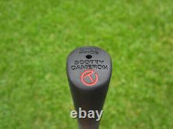 Scotty Cameron Tour Only SSS Masterful TOURTYPE Circle T NAKED 34 360G