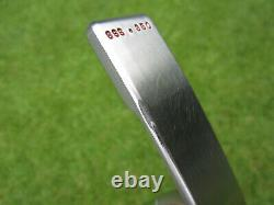 Scotty Cameron Tour Only SSS Timeless Newport 2.5 TOURTYPE Circle T WELDED NECK