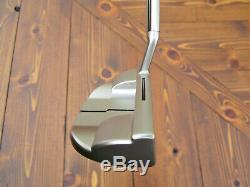 Scotty Cameron Tour Only TFB 1.5 Fastback T22 Terylium CIRCLE T VERTICAL LINE