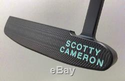Scotty Cameron Tour Rat Concept 1 with CUSTOM Paint! Circle T 009