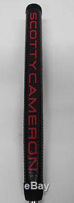 Scotty Cameron by Titleist Futura 6M 34 Putter Matador Midsize Grip