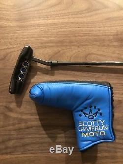 Scotty Cameron putter Newport Select 2 MOTO
