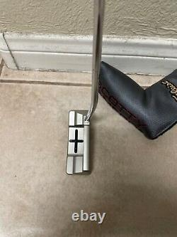 Scotty Cameron select x mallet 2