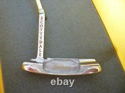 Scottydale Tiger Woods Scotty Cameron Newport Titleist Putter Etw Xa 1997