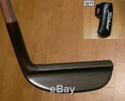 Super Rare Scotty Cameron Golf Putter 1995 Classic Series NAPA Gun Blue 6223MN