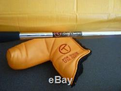 TOUR ONLY SCOTTY CAMERON TITLEIST PUTTER NEWPORT 2 CIRCLE T Timeless like 009