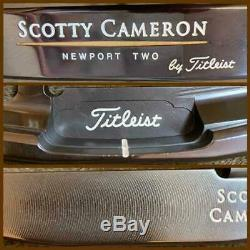 Titleist Scotty Cameron 1995 Classic Series 35 inches super rare