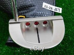 Titleist Scotty Cameron 2014 Select GoLo 7 35 Putter with Headcover New