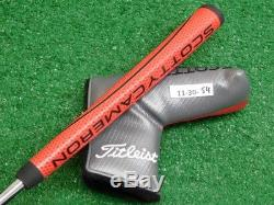 Titleist Scotty Cameron 2016 Select Newport 2 34 Putter with Headcover New