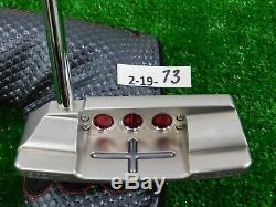 Titleist Scotty Cameron 2016 Select Newport M2 Mallet 33 CB Putter w HC S Stroke
