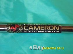 Titleist Scotty Cameron 2016 Select Newport Putter 34