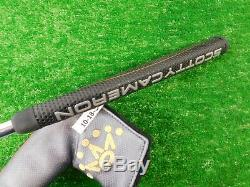 Titleist Scotty Cameron 2018 Select Newport 3 35 Putter with Headcover New
