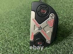 Titleist Scotty Cameron & Crown Select Mallet Center Shaft Crafted Weld Neck