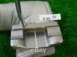 Titleist Scotty Cameron Custom Studio Select Squareback 35 Putter w HC S Stroke