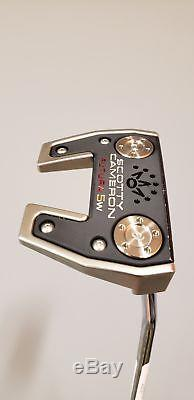 Titleist Scotty Cameron Futura 5W Putter Right Handed 35 Used